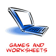 games and worksheets
